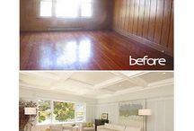 Old house fixes / by Jessica l Cobblestone Marketing Co.