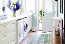 ~Laundry Rom / Mud Room / Garage~ / by Lynn Williams