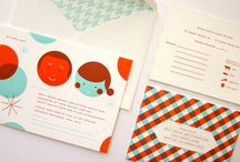INVITATIONS / a collection of lovely printed materials to inspire and delight / by Colette Katsikas