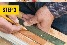 DIY Repairs & Projects / Essential old-house projects for DIYers / by Old-House Online