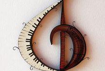 Pianos & Such / by Angela Dawson-Anzalone