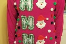 Ugly Christmas  / by Amy Napier