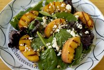 Salads / by Nancylynn Hartzell
