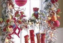 Holidays / by Crystal Berman