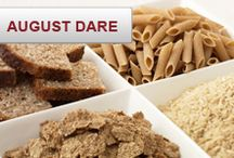 We Dare You: August Dare / #WeDareYou to fill up on whole grains for the chance to win a KitchenAid® Mixer! wedareyoutoshare.com / by Source4Women