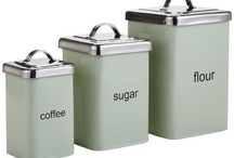 Canisters  / by nikki n
