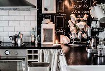 Kitchen.. / by Decoration Art Loft