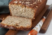 Gluten Free Bread / Gluten free bread sweet and savory. / by Miss Molly :)