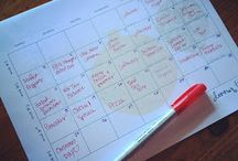 Meal planning / by Jessica Amos