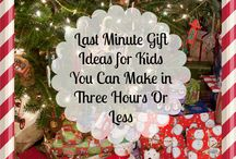 Handmade Gift Ideas / by Montessori School of Huntsville