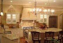 Gorgeous Kitchens  / by Annie Owen