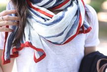 Scarves! / by Courtaney Morton