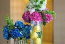 Floral Arrangements  / by Elizabeth Reyes