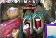 Disney: runDisney! / ideas & inspiration for doing runDisney races / by Shauna K