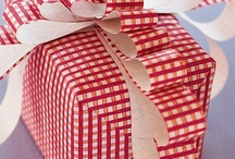Gift wrapping & Crafts / by Ann Boswell
