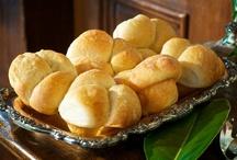 eat good- rolls/bread / by Brigid Houlihan