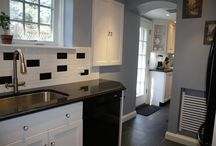 Apartment Kitchen Inspiration / by Meaghan McElroy