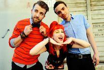 We are Paramore!! / great alternative rock band... Love them!!! / by ♥ Mariska ♥
