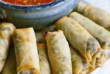 Mexican Food / by Shanna Hanna
