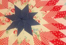 Lone star quilt / by Jennie Tracy