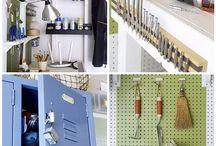 Organization ideas / by Lynn Coffman