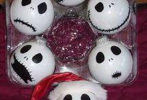 Christmas ornaments / by Erin Flach-Elliott