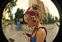 dreads / by Lauren Pizzino