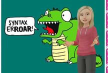 Syntax Practice Channel / Syntax Skills Check out this animated presentation about word ordering hints! Geared for Elementary level. / by Amy Hawkins
