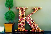 ♕ K...is for Kristen ♕ / Monogram / by ✥  ♕  ✥  Kristen Bollman  ✥  ♕  ✥