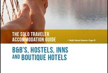 Solo Traveler Tips! / by Fox Rent A Car