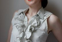 DIY: Wearables / Change it up, cut it, sew it, use as inspiration, whatever ... / by Stephanie Bodden