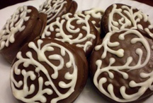 Chocolate Covered Oreos / by Carrie Fox