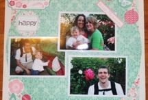 Teresa Collins / Scrapbooking Ideas using Teresa Collins paper. / by CutAtHome