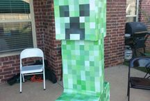 Parties: Minecraft / by Sela Chavez