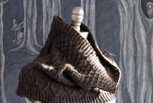 Knitting / by Liz Cadorette