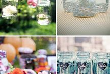 mason jars / by Bekah Ricker