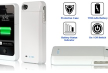 Best iPhone 4 Cases / by Batteries4less