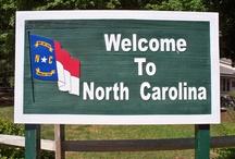 North Carolina / by Sandra Jackson