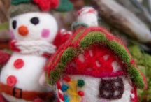 LCB Christsmas ornaments / by Lisa Brown