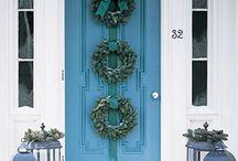Door Decor / by Beth Grimsley