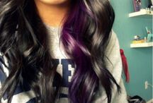 Hair color / by Robin Hinman