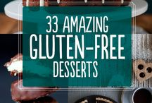 Gluten Free / by Kristin Moore
