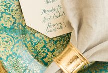 Moroccan & Indian Weddings / I love the beautiful vibrant, strong colours of Moroccan & Indian weddings they have such a magical appearance.  Simply stunning... / by Jackie Nkwocha