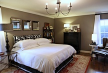 Bedroom ideas / by MeredIth Guzman