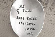 Tea please..... / by stephanie