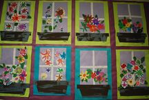 Classroom crafts / by Aprile Goehring