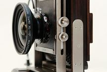 Cameras / by Michelle Luisce