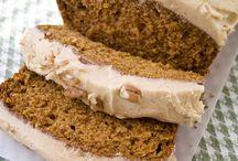 Bread and Cakes / by Jena Webb Record