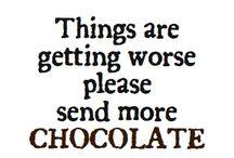 chocolate / by Renee Upton