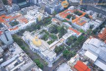 Caracas desde el cielo / Fotografías de la ciudad capital tomadas desde el cielo. Para solicitar imágenes contáctanos a archivo@el-nacional.com / by Archivo El Nacional